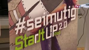 Stadt Up 2.0 Siegerprojekte Ried i.I. gehen Richtung Start Up
