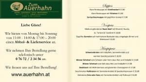 Zum Auerhahn