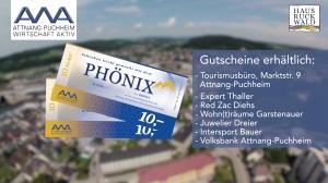 Kauf dahoam - Attnang-Puchheim Gutscheine