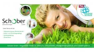 Gebäudereinigung und Gartengestaltung von Schober GmbH