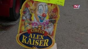 Zirkus Alex Kaiser in Not - 40 Tiere brauchen Futter