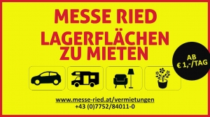 Spot Black Friday - Messe Ried
