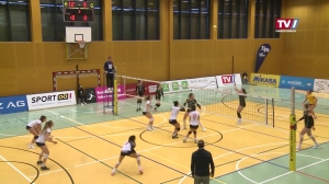 Steelvolleys Linz Steg – ATSC Wildcats Klagenfurt