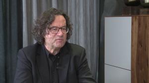 Peter Gillmayr im Gespräch