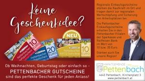 Einkaufstipp Einkaufsgutscheine Pettenbach