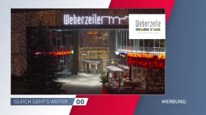 Sendungswidmung - Weberzeile