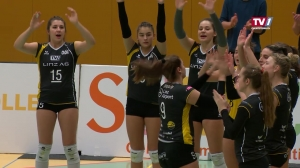 Steelvolleys Linz-Steg vs. SG Sportunion Bisamberg/Hollabrunn