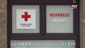 Rot Kreuz Sozialmarkt in Vöcklamarkt