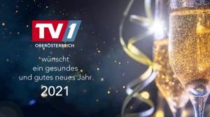 TV1 wünscht ein gesundes und gutes neues Jahr