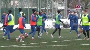 Trainingsstart FC Blau Weiß Linz