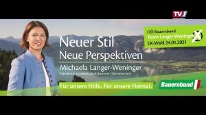 Bauernbund aus dem Bezirk Vöcklabruck stellt Kandidaten vor.