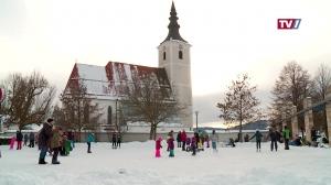 Eislauf-Spaß