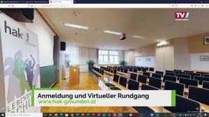Digitaler Tag der offenen Tür - Bundeshandelsakademie Gmunden