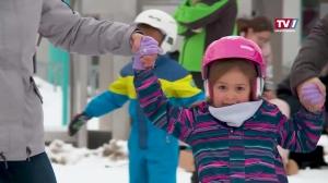 Eislaufen – wohl eine der schönsten Wintersportarten