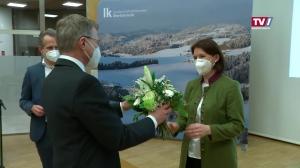 LK Wahlergebnis: Oö. Bauernbund bleibt weiterhin an der Spitze.