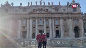 Die Pilgerin die nach Rom marschierte