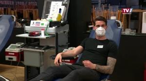 Blutspendeaktion SV Ried