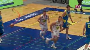 Swans mit 82:72 Erfolg gegen St. Pölten