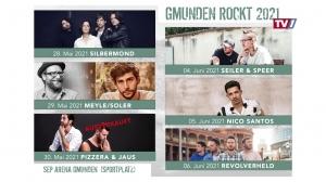 Gmunden Rockt heuer erstmals in der SEP Arena