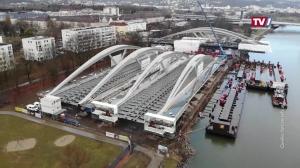 Fertigstellung Neue Donaubrücke Linz