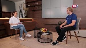 Talk mit Sportwissenschaftler Roman Bayer