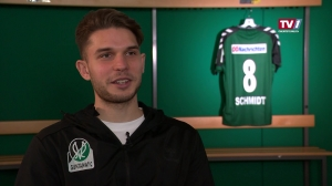 SVR-Neuzugang Patrick Schmidt