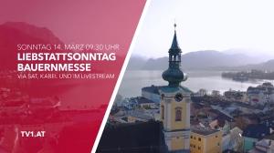 TV1-Liveübertragung Liebstattsonntag-Bauernmesse