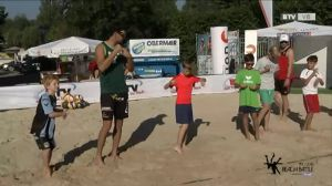 Pro Beach Battle 2016 - Kinderworkshop