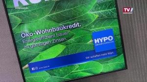 Energiesparend Bauen mit der HYPO
