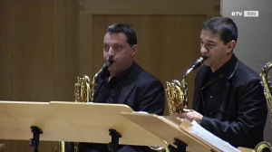 Neue Klänge und frische Interpretationen mit dem Saxophon