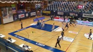 Play-Off Viertelfinale Spiel 1: Swans Gmunden vs. UBSC Graz