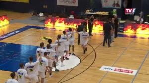 Viertelfinale Play-off Spiel 3: Swans Gmunden vs. UBSC Graz