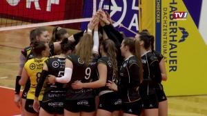 Spiel 1 Finale 2021: STEELVOLLEYS Linz Steg vs. UVC Graz