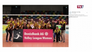Finale Volley League Women 2021