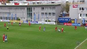 2. Liga: FC Blau Weiss Linz vs. SK Vorwärts Steyr