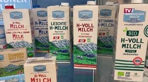 Gmundner Milch - Gute Umsätze trotz schwieriger Zeiten