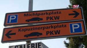 Mobilität in Gmunden - neues Parkraum-Konzept