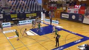 Superliga - Finale Spiel 1: Swans Gmunden vs. Kapfenberg Bulls