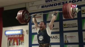 Gewichtheben in Ranshofen