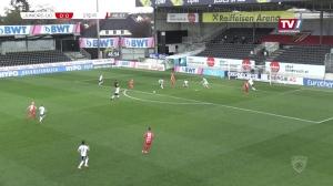 FB: 2. Liga: FC Juniors OÖ vs. SK Vorwärts Steyr