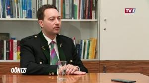 Manfred Haimbuchner (FPÖ) über seine Corona-Erkrankung, Masken, Hofer und Kickl