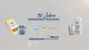 90 Jahre Gmundner Molkerei