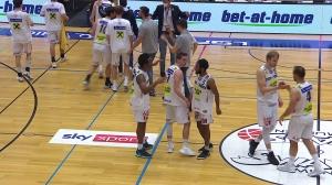Superliga - Finale Spiel 3: Swans Gmunden vs. Kapfenberg Bulls