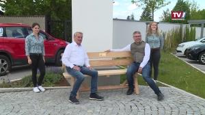 TV1-Bankerl für Schwanenstadt