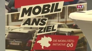 Mobil ans Ziel – die Mobilitätsinitiative des Landes OÖ