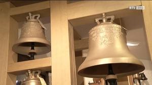 Glockenguss für die Pfarrkirche Gmunden