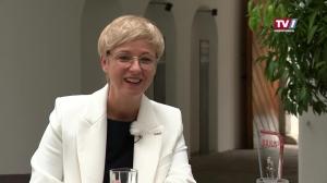 Power-Frau Doris Hummer