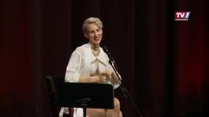 Lisa Eckhart zu Gast in Vöcklabruck