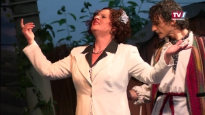 Gräfin Mariza Premiere 2021 - Pramtaler Sommeroperette ist zurück