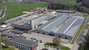Standorterweiterung und neue Geschäftsführung bei Wolfsystembau aus Scharnstein